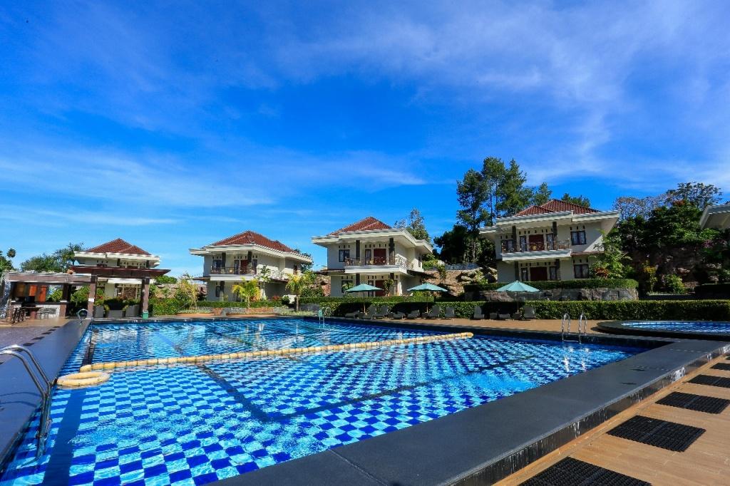 Villa Robinson Resort Puncak